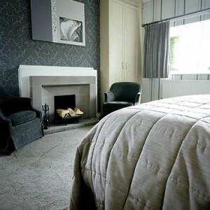 A Stirk House suite.