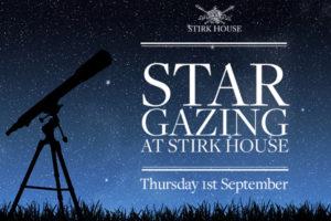 Seeing Stars at Stirk House