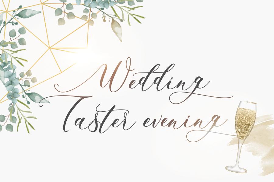 Stirk House November Wedding Taster