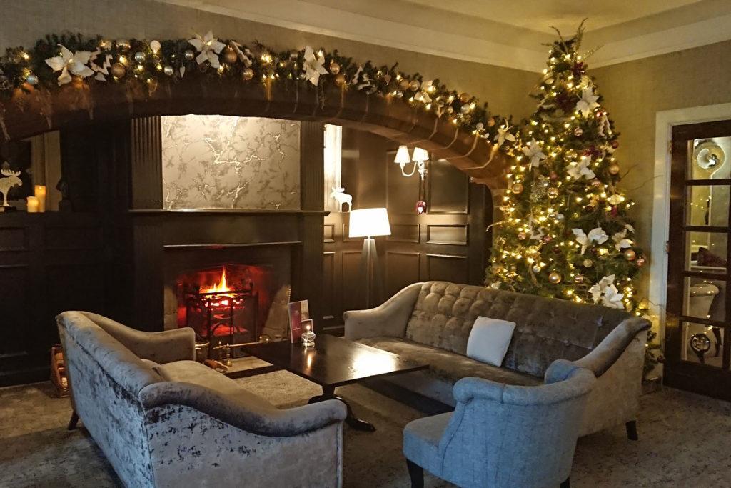 Christmas at Stirk House