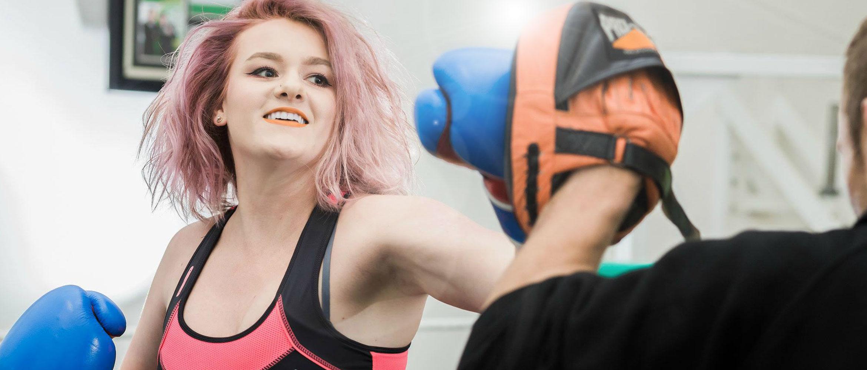Stirk House Leisure Club - Boxing Class