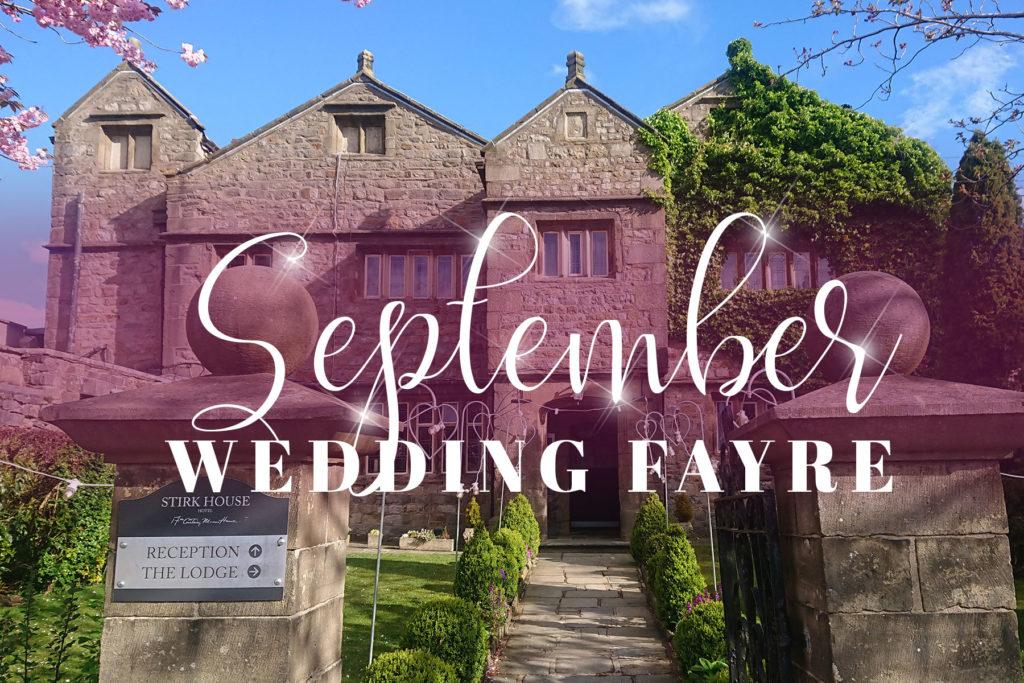 September Wedding Fayre