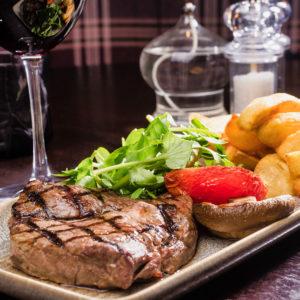 Stirk House Steak