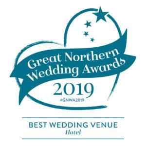 Best Wedding Venue Award Logo