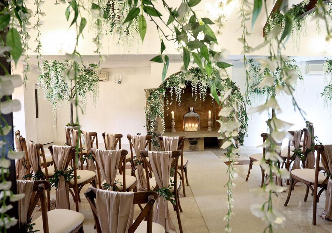 Weddings at Stirk House